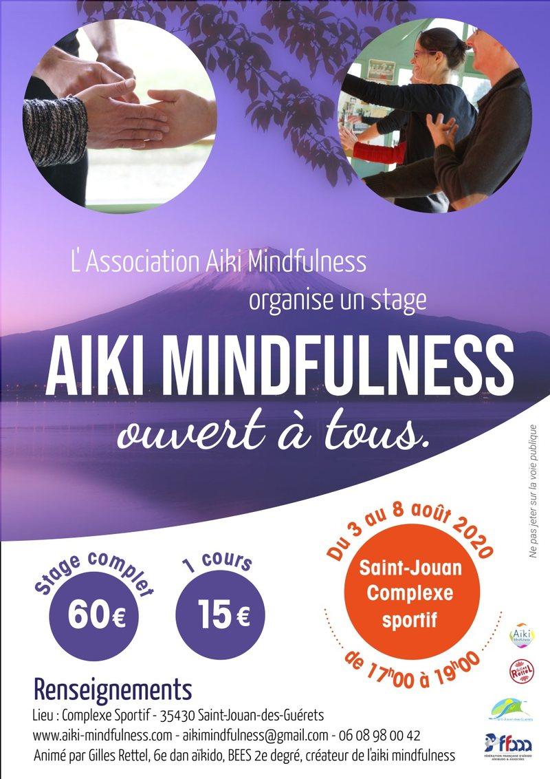 Stage été Aïkido et Aïki Mindfulness 2020 @ Complexe Sportif | Saint-Jouan-des-Guérets | Bretagne | France