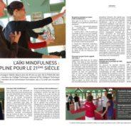 Article dans Aïki Mag