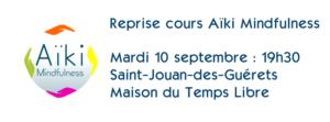 Reprise des cours 10 septembre 2019 @ Maison du Temps Libre | Saint-Jouan-des-Guérets | Bretagne | France